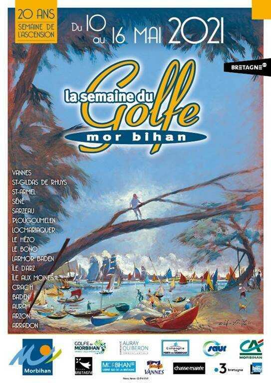 Semaine du Golfe   11ème édition   Locmariaquer à LOCMARIAQUER