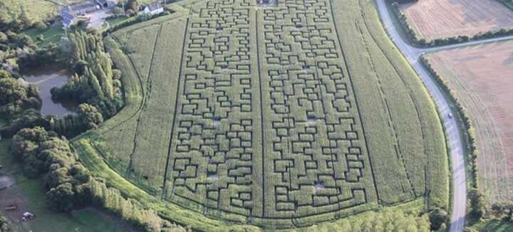Pop Corn Labyrinthe