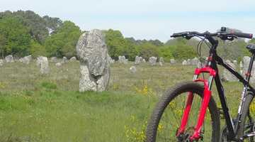 Location-cycles-A bicyclette-Carnac-morbihan-Bretagne-Sud