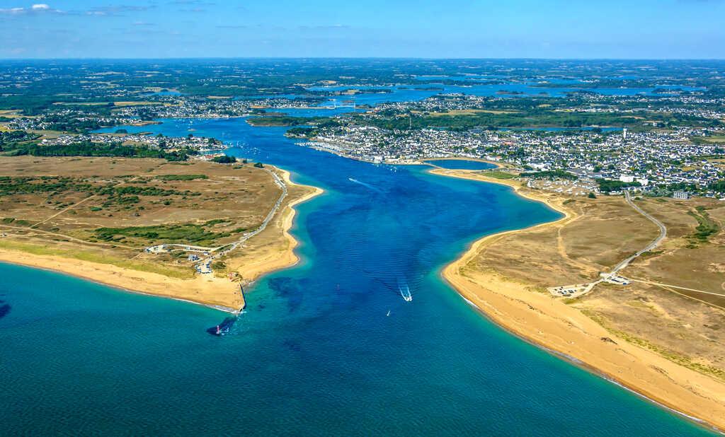 Carte Bretagne Belz.Decouvrez Etel Au Sud De La Bretagne Office De Tourisme De