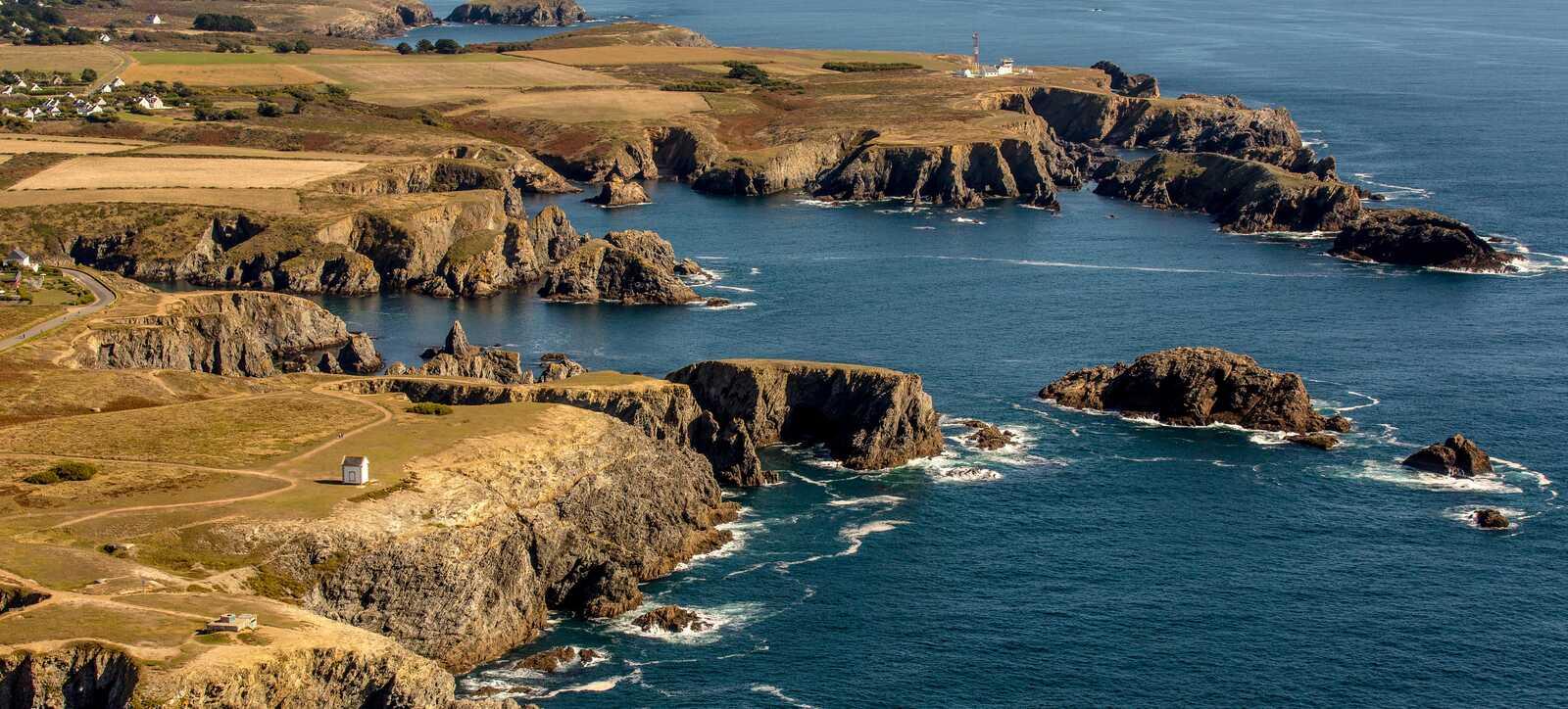 Se Deplacer A Belle Ile En Mer Office De Tourisme Baie De Quiberon