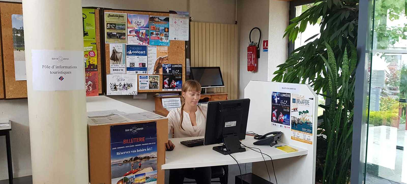 Office de tourisme Pluvigner